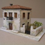 Greek Traditional Architecture 30.1003