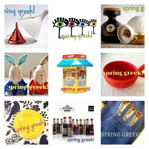 SPRING GREEK